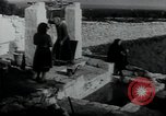 Image of water shortage Apulia Italy, 1950, second 12 stock footage video 65675027103