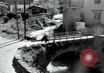 Image of wool factory Mazamet France, 1950, second 5 stock footage video 65675027107