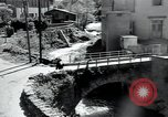 Image of wool factory Mazamet France, 1950, second 8 stock footage video 65675027107
