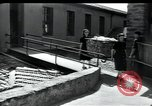 Image of wool factory Mazamet France, 1950, second 4 stock footage video 65675027109