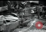 Image of wool factory Mazamet France, 1950, second 10 stock footage video 65675027109