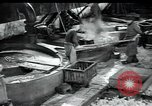 Image of wool factory Mazamet France, 1950, second 12 stock footage video 65675027109