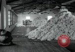 Image of wool factory Mazamet France, 1950, second 1 stock footage video 65675027110