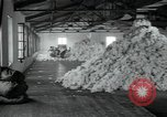 Image of wool factory Mazamet France, 1950, second 2 stock footage video 65675027110