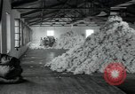 Image of wool factory Mazamet France, 1950, second 3 stock footage video 65675027110