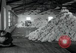 Image of wool factory Mazamet France, 1950, second 4 stock footage video 65675027110