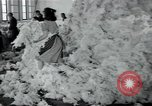 Image of wool factory Mazamet France, 1950, second 5 stock footage video 65675027110