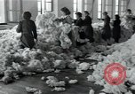 Image of wool factory Mazamet France, 1950, second 8 stock footage video 65675027110