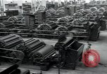Image of wool factory Mazamet France, 1950, second 10 stock footage video 65675027110
