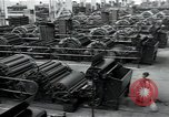 Image of wool factory Mazamet France, 1950, second 12 stock footage video 65675027110