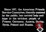 Image of American Friends Service Committee members France, 1923, second 11 stock footage video 65675027111