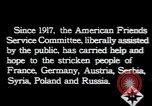 Image of American Friends Service Committee members France, 1923, second 12 stock footage video 65675027111