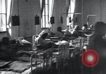 Image of Patients in hospital tended by nuns Vienna Austria, 1923, second 4 stock footage video 65675027115