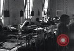 Image of Patients in hospital tended by nuns Vienna Austria, 1923, second 5 stock footage video 65675027115