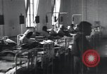 Image of Patients in hospital tended by nuns Vienna Austria, 1923, second 6 stock footage video 65675027115