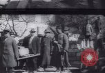 Image of Soldiers and workers at a construction site Russia, 1917, second 4 stock footage video 65675027132