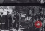 Image of Soldiers and workers at a construction site Russia, 1917, second 5 stock footage video 65675027132