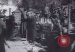Image of Soldiers and workers at a construction site Russia, 1917, second 12 stock footage video 65675027132