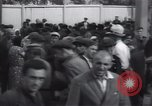 Image of crowded market street Russia, 1937, second 5 stock footage video 65675027138