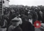 Image of crowded market street Russia, 1937, second 8 stock footage video 65675027138