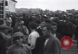 Image of crowded market street Russia, 1937, second 11 stock footage video 65675027138