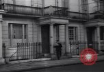 Image of Lord Viscount Cecil London England United Kingdom, 1937, second 8 stock footage video 65675027144