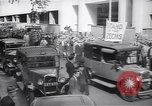 Image of demonstration United Kingdom, 1938, second 9 stock footage video 65675027146