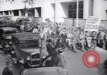 Image of demonstration United Kingdom, 1938, second 10 stock footage video 65675027146