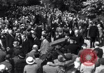 "Image of ""Lawrence of Arabia"" funeral Moreton Dorset England, 1935, second 1 stock footage video 65675027154"