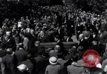 "Image of ""Lawrence of Arabia"" funeral Moreton Dorset England, 1935, second 4 stock footage video 65675027154"