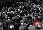 "Image of ""Lawrence of Arabia"" funeral Moreton Dorset England, 1935, second 5 stock footage video 65675027154"