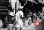 Image of Merchant  stalls Aden Yemen, 1916, second 3 stock footage video 65675027159