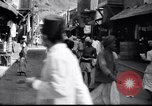 Image of Merchant  stalls Aden Yemen, 1916, second 9 stock footage video 65675027159