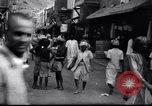 Image of Merchant  stalls Aden Yemen, 1916, second 10 stock footage video 65675027159