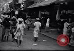 Image of Merchant  stalls Aden Yemen, 1916, second 11 stock footage video 65675027159