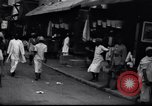Image of Merchant  stalls Aden Yemen, 1916, second 12 stock footage video 65675027159
