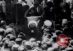 Image of Men crowded in open courtyard Turkey, 1920, second 7 stock footage video 65675027161
