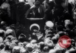 Image of Men crowded in open courtyard Turkey, 1920, second 8 stock footage video 65675027161