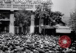 Image of Men crowded in open courtyard Turkey, 1920, second 10 stock footage video 65675027161