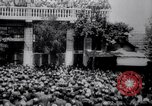 Image of Men crowded in open courtyard Turkey, 1920, second 11 stock footage video 65675027161