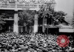 Image of Men crowded in open courtyard Turkey, 1920, second 12 stock footage video 65675027161