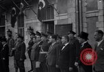 Image of Mustafa Kemal Ataturk arrives by train Turkey, 1923, second 8 stock footage video 65675027167