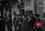 Image of Mustafa Kemal Ataturk arrives by train Turkey, 1923, second 10 stock footage video 65675027167