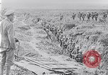 Image of American troops occupying trenches Belgium, 1918, second 4 stock footage video 65675027172