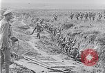 Image of American troops occupying trenches Belgium, 1918, second 5 stock footage video 65675027172