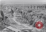 Image of American troops occupying trenches Belgium, 1918, second 8 stock footage video 65675027172