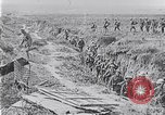 Image of American troops occupying trenches Belgium, 1918, second 9 stock footage video 65675027172