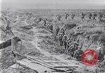 Image of American troops occupying trenches Belgium, 1918, second 10 stock footage video 65675027172