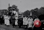 Image of Emmeline Pankhurst London England United Kingdom, 1915, second 6 stock footage video 65675027181