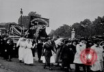 Image of Emmeline Pankhurst London England United Kingdom, 1915, second 7 stock footage video 65675027181